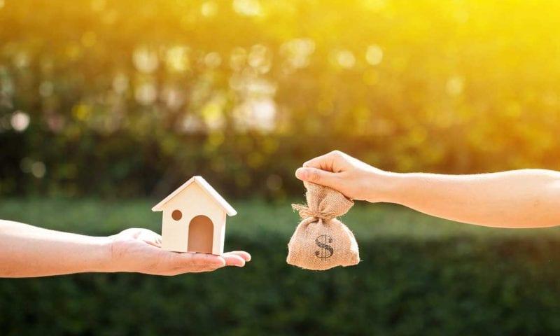 mortgages & cash rebate